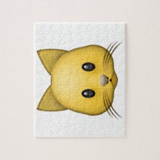 Cat - Emoji Jigsaw Puzzle