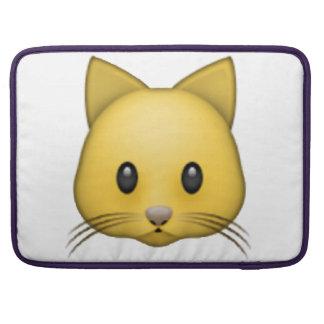 Cat - Emoji Sleeve For MacBook Pro