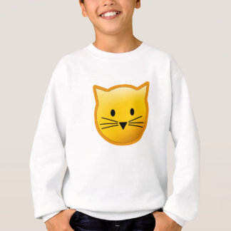 Cat Emoji Sweatshirt