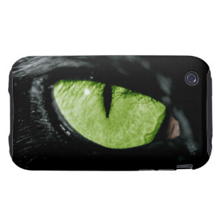 Cat eye tough iPhone 3 cases