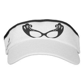 Cat Eye Glasses Visor