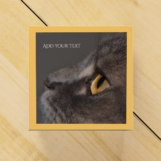 Cat Eye-Macro by Shirley Taylor Favour Box
