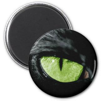 Cat eye magnet