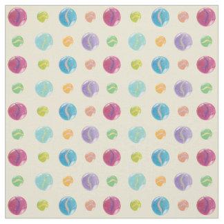 Cat Eye Marbles pattern Fabric