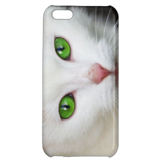 Cat eyes cell phone case iPhone 5C case