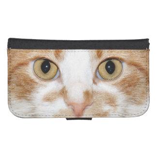 Cat eyes galaxy s4 wallet