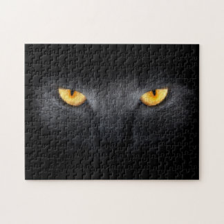 Cat Eyes Puzzle