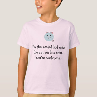 Cat Face: Attack of the Cuteness T-Shirt