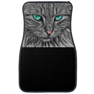 Cat Face Designer Car Mats