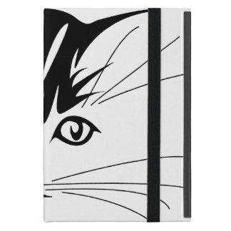 Cat Face Drawing iPad Mini Cases