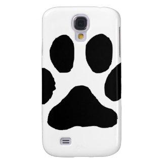 Cat Footprint Samsung Galaxy S4 Cover