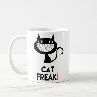 Cat Freak! Fun Classic Mug