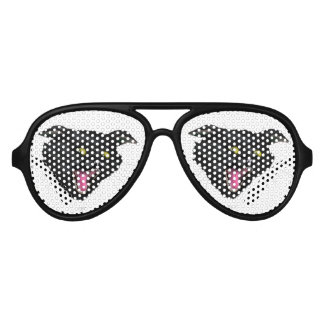 CAT FRIDAY Adult Aviator Party Shades