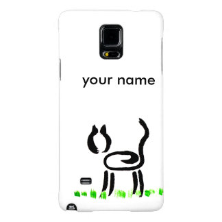 Cat Galaxy Note 4 Case