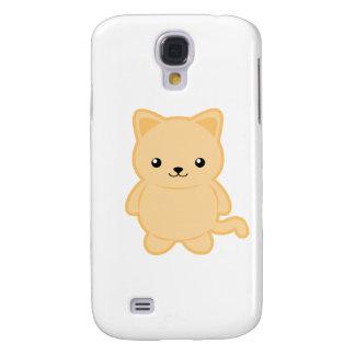 Cat Galaxy S4 Cases