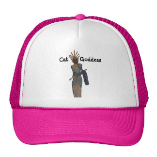 Cat Goddess Cap