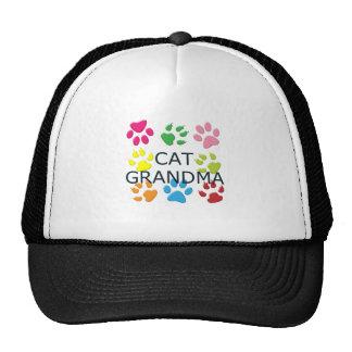 CAT GRANDMA CAP