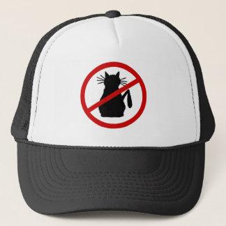 Cat Haters Logo Hat