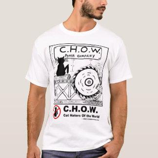 Cat Haters Sawmill T-shirt