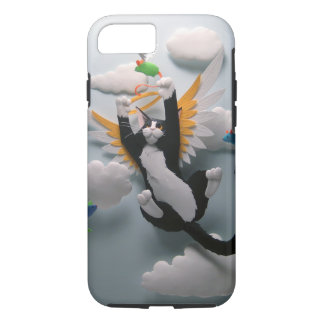 Cat Heaven iPhone 7 case