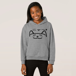 Cat Hoodie  - Meow ニャー