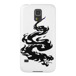 Cat Hunter '' Dragon Chief'' Galaxy S5 Cover