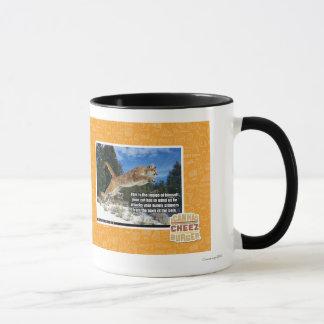 Cat image mug