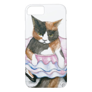 Cat In a Tutu Phone Case