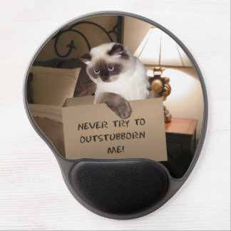 Cat in Box Gel Mouse Mats