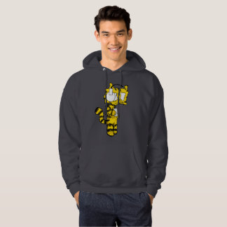 Cat In Cans Hoodie