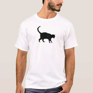 Cat in Profile T-Shirt