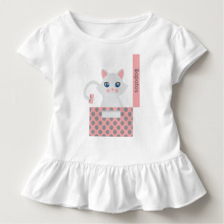 Cat in the box toddler T-Shirt