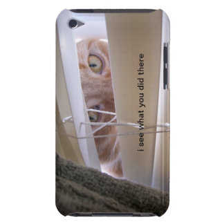 Cat in the Window - I see what you did there. Case-Mate iPod Touch Case