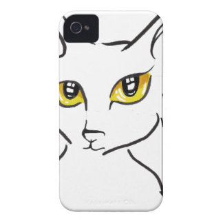 Cat iPhone 4 Cover