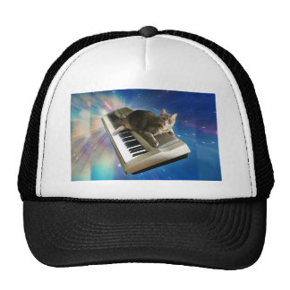 cat keyboard cap