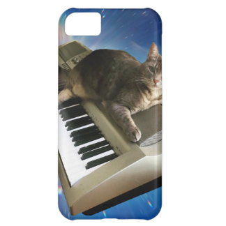 cat keyboard iPhone 5C case