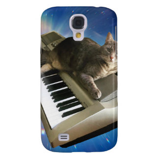 cat keyboard samsung galaxy s4 cover