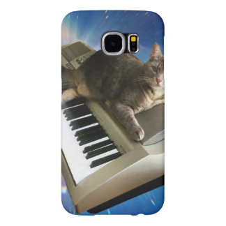 cat keyboard samsung galaxy s6 cases