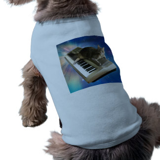 cat keyboard shirt