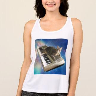 cat keyboard singlet