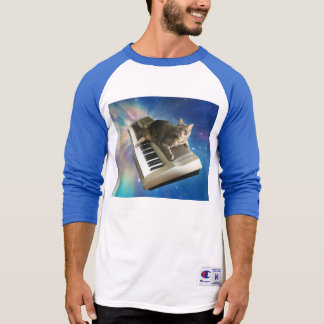 cat keyboard T-Shirt