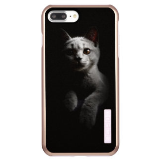 Cat/Kitten/Kitty Portrait Incipio DualPro Shine iPhone 8 Plus/7 Plus Case