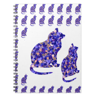 Cat Kittens KIDS Love Template Greetings Gifts FUN Note Book