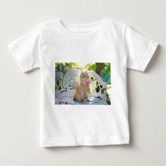 Cat Kitty Feline Summer Sunshine Pet Animal Cute Baby T-Shirt