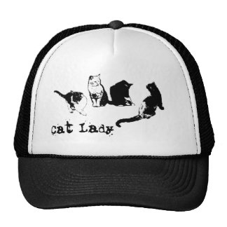 Cat Lady Cap
