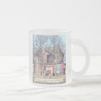 Cat Lady's House Mug