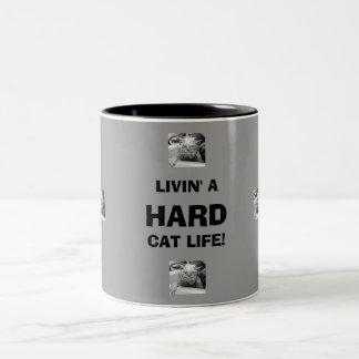 CAT LIFE COFFEE MUGS