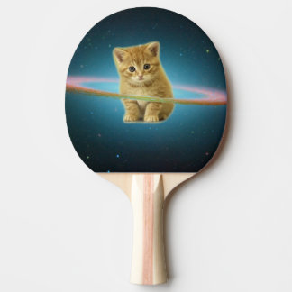 Cat lost in space