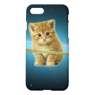 Cat lost in space iPhone 7 case