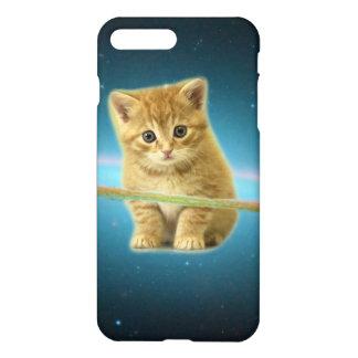 Cat lost in space iPhone 7 plus case